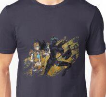 blue flowers Unisex T-Shirt