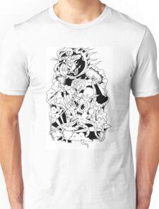Octotrike Unisex T-Shirt