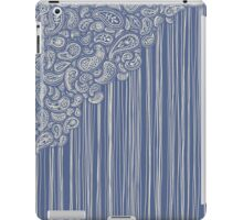 The Unraveling of Paisley Lace iPad Case/Skin