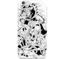 Octotrike iPhone Case/Skin