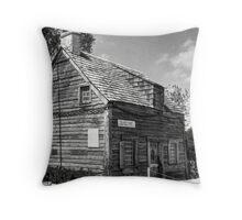 Old Schoolhouse Throw Pillow