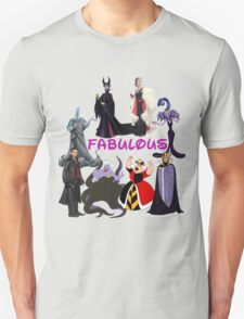 Fab Villains T-Shirt