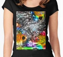 The Borg Women's Fitted Scoop T-Shirt