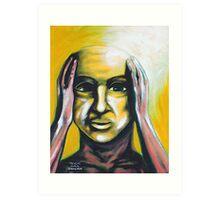 'Reveal' Art Print