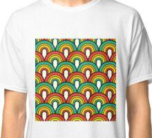 Floral Magnificent Radiant Floral Classic T-Shirt