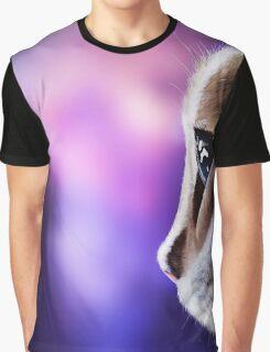 Kitten Galaxy Graphic T-Shirt