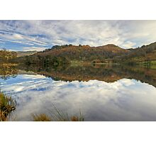 Rydal Water..Autumn Photographic Print