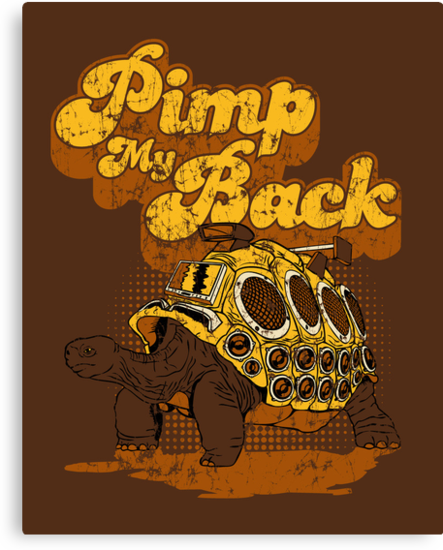 Pimp My Back by freeagent08