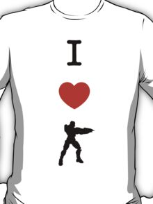 Halo - I Love Master Chief T-Shirt