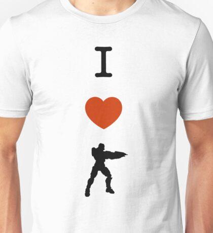 Halo - I Love Master Chief Unisex T-Shirt