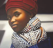 Ndebele Woman by Edgar Pretorius