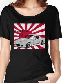 Mazda Miata JDM Women's Relaxed Fit T-Shirt