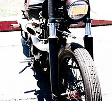 Steampunk Style Custom Motorcycle by laurenelisabeth
