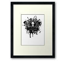 Play, Create, Share Framed Print