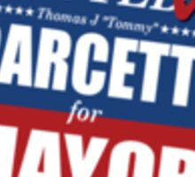 "I Voted Carcetti for Mayor (pin) - ""The Wire"" Sticker"