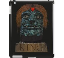 OUR KING iPad Case/Skin