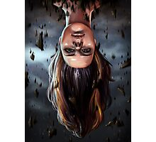 Downside Up Photographic Print