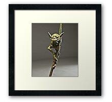 Amazon Goblin Framed Print