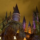 Dreams of Hogwarts by FrankiePereira