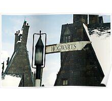 Hogwarts Bound Poster