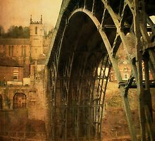 Iron Bridge Telford by Nikki Smith