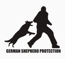 German Shepherd Protection / Light Clothing by wildwolf