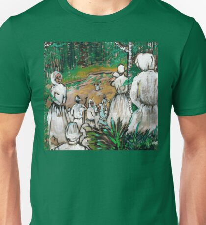 Down to the River to Pray Unisex T-Shirt