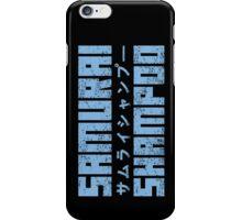 Samurai Shampoo ( サムライシャンプー ) iPhone Case/Skin