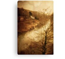 River Severn Canvas Print