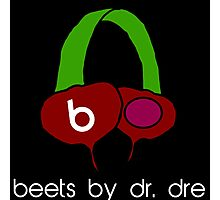 Beets by Dr. Dre Photographic Print