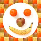 Fruit Face by Natalie Kinnear