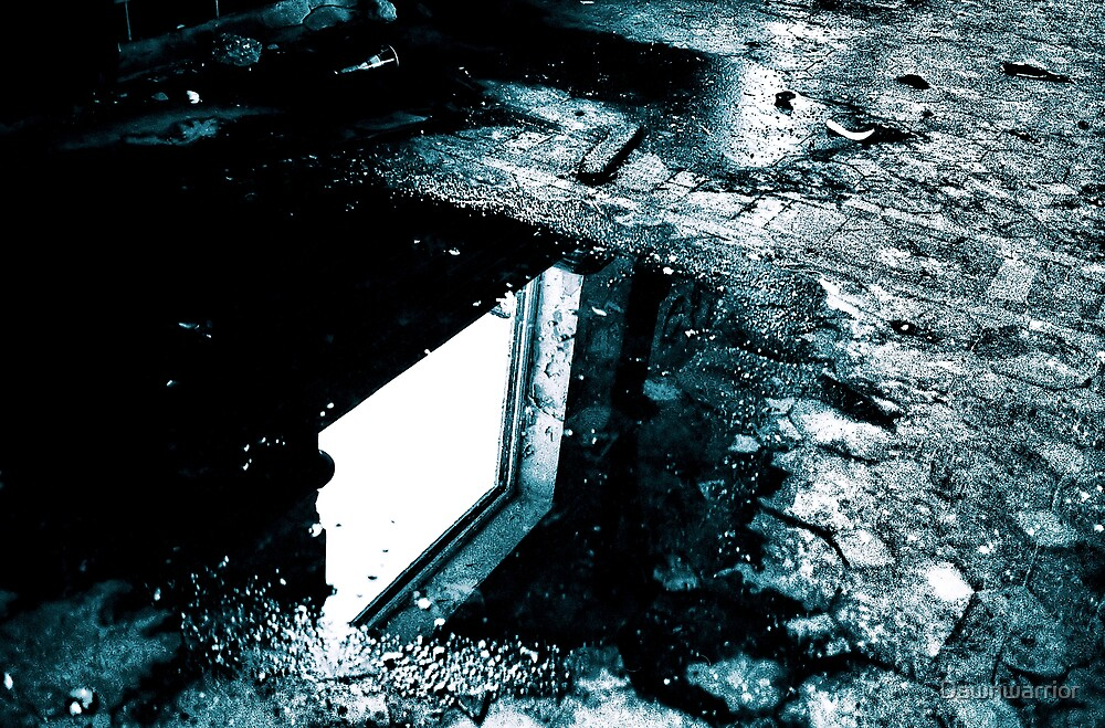 Window In The Floor... by Dawnwarrior
