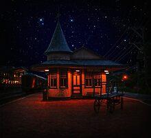 New Hope and Ivyland under the Stars by Debra Fedchin