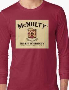 McNulty Irish Whiskey Long Sleeve T-Shirt