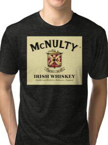 McNulty Irish Whiskey Tri-blend T-Shirt