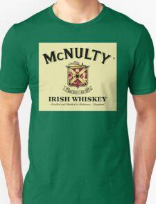 McNulty Irish Whiskey Unisex T-Shirt