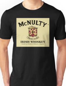 McNulty Irish Whiskey Unisex T-Shirt