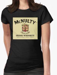 McNulty Irish Whiskey Womens Fitted T-Shirt