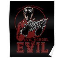 Dr. Horrible's Evil School of Evil Poster