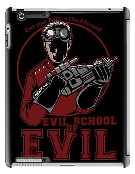 Dr. Horrible&#x27;s Evil School of Evil by Justyna Dorsz