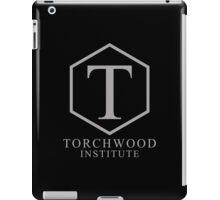 Torchwood Classic Logo Case iPad Case/Skin