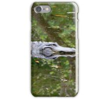 Gator Mirror iPhone Case/Skin
