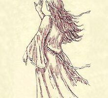 A Princess by Anne Guimond