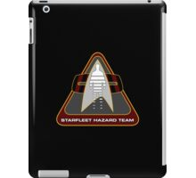 Starfleet Hazard Team Updated Logo iPad Case/Skin