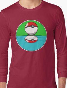 Self-Reflection Long Sleeve T-Shirt