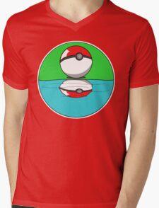 Self-Reflection Mens V-Neck T-Shirt