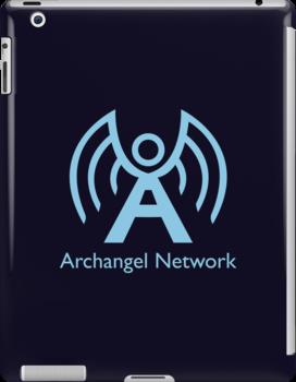 Archangel Network Small Logo by Christopher Bunye