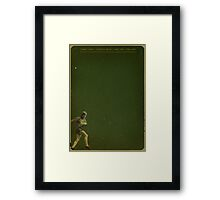 Tommy Tynan - Plymouth Argyle Framed Print