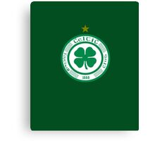 Celtic Roundel logo Canvas Print