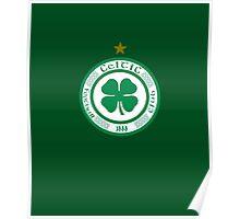Celtic Roundel logo Poster
